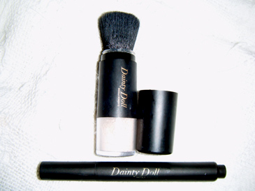 kind cosmetics dainty doll loose mineral powder. Black Bedroom Furniture Sets. Home Design Ideas