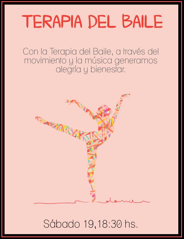 terapia del baile