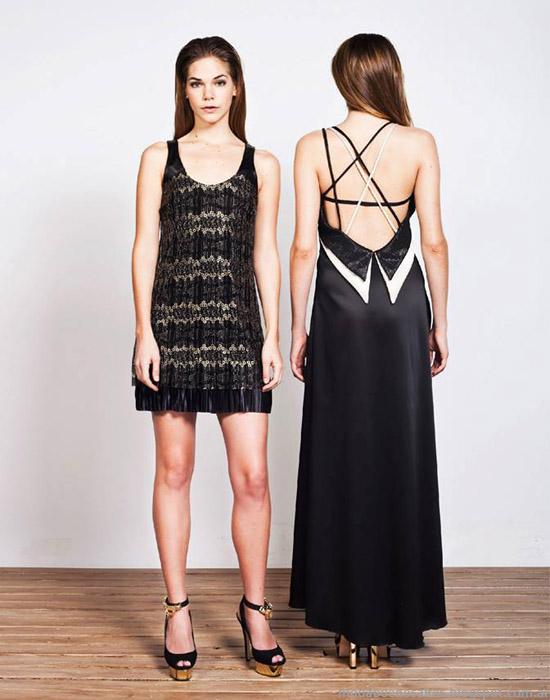 Vestidos primavera verano 2014 La Cofradia