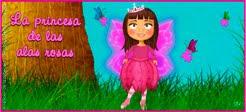 La Princesa de las Alas Rosas