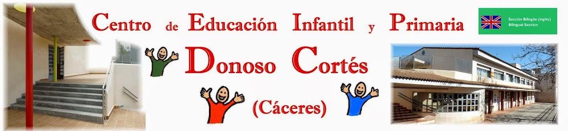 CEIP    Donoso    Cortés    (Cáceres)