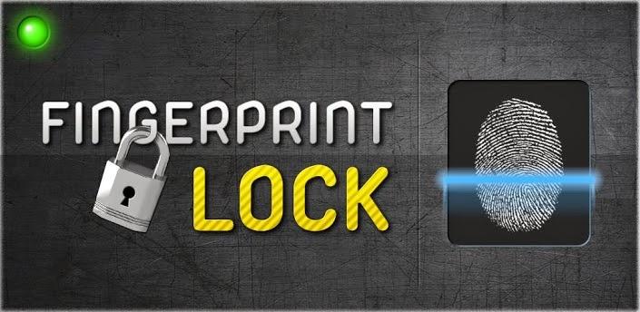Fingerprint Lock v2.3 APK DOWNLOAD