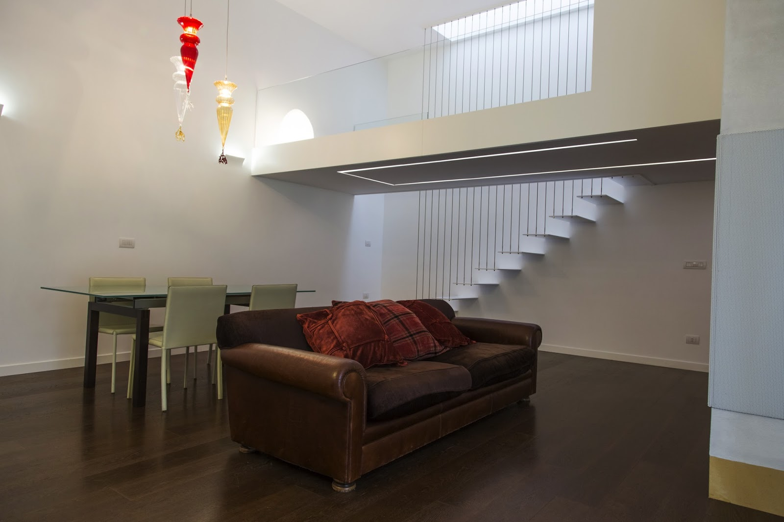 Casa ristrutturata a marigliano by estudio architettura arc art blog by daniele drigo - Casa con giardino napoli ...