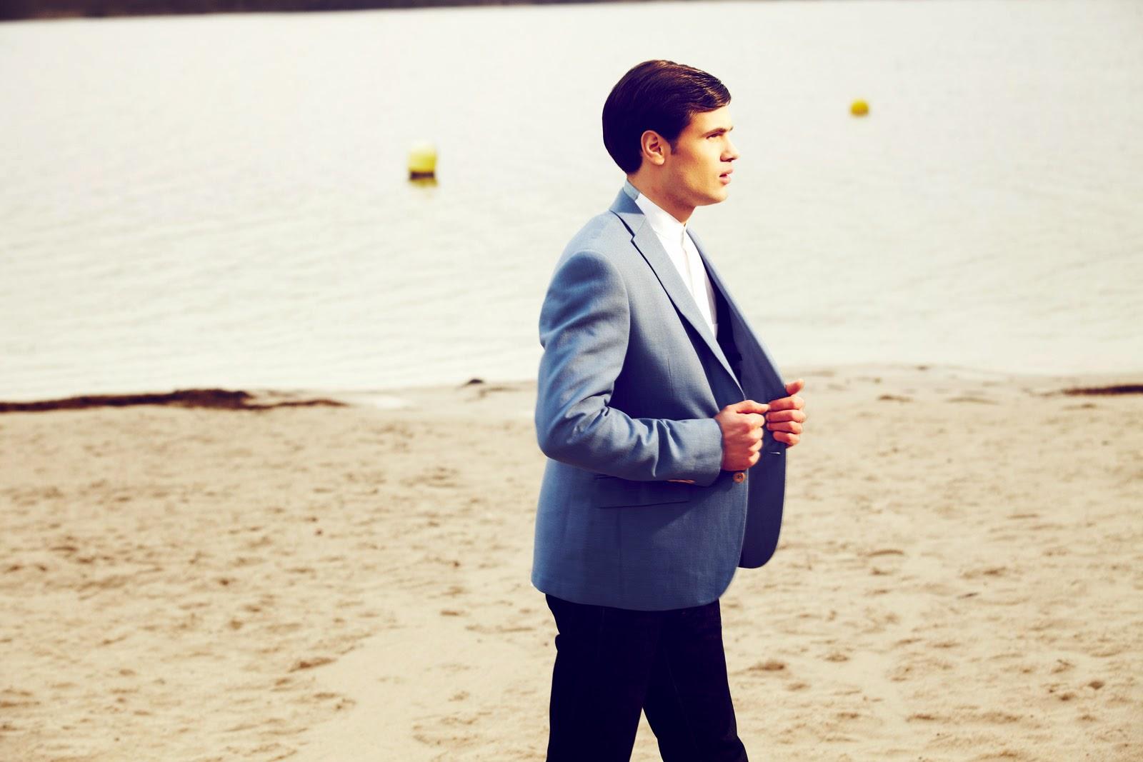 Cavalier Bleu, moda hombre, Made in France, moda masculina, menswear, casual, Suits and Shirts, Spring 2015, primavera verano,
