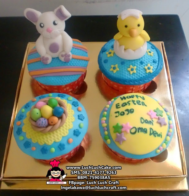 Cupcake Easter