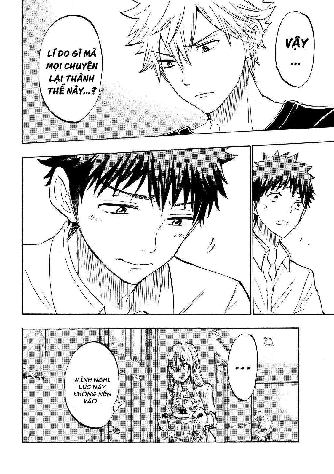 Yamada-kun to 7-nin no majo chap 178 page 17 - IZTruyenTranh.com