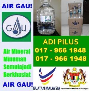 Air Gau Air Mineral