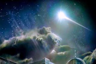 Kisah Perjalanan Nabi Muhammad Ke Langit 7