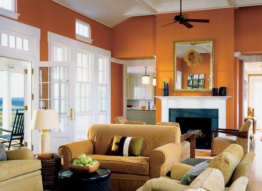 Interiores colores de moda - Colores interiores ...
