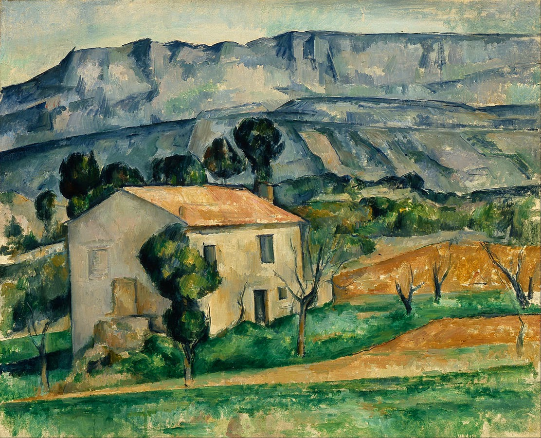 Paul Cezanne House in Provence