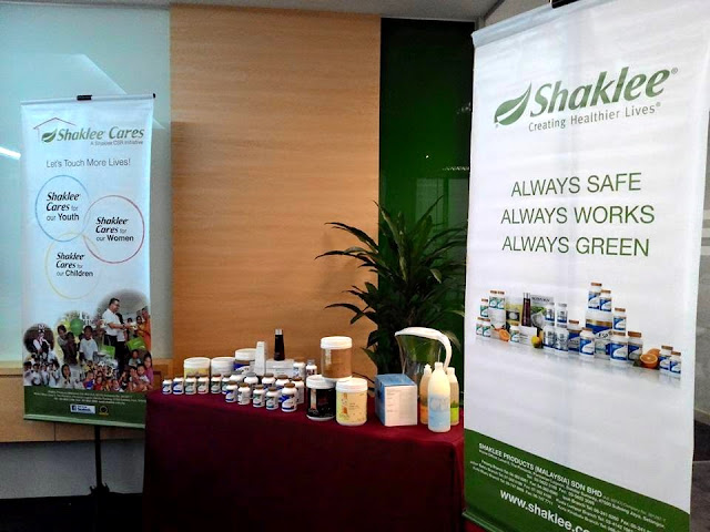 Produk Shaklee : Youth Entrepreneur System (YES)