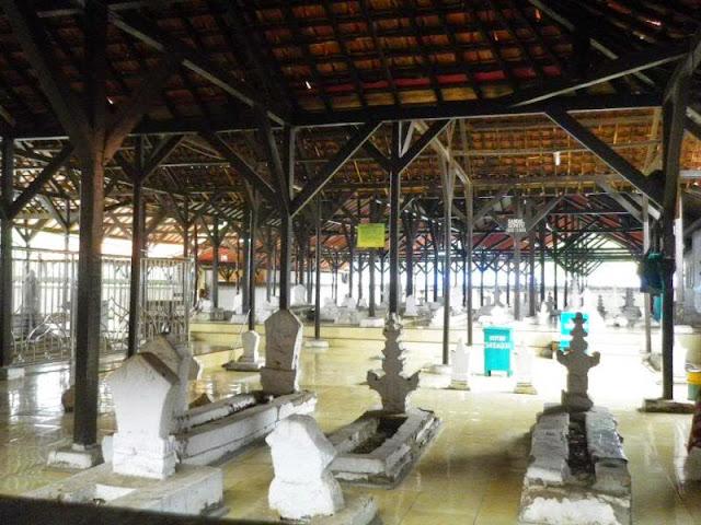 Wisata Religi Masjid Agung Banten Serang