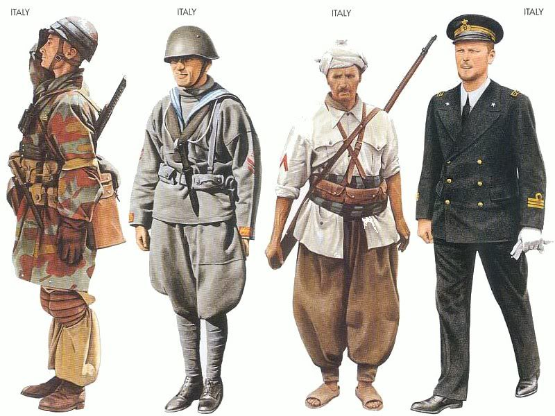 Warlord Games Forums � View topic - Italian paratroopers