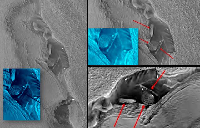 Ancient constructions 'Dome Shaped Object' on Mars Mars%2Bdome%2Bshaped%2Bobject%2Bnasa