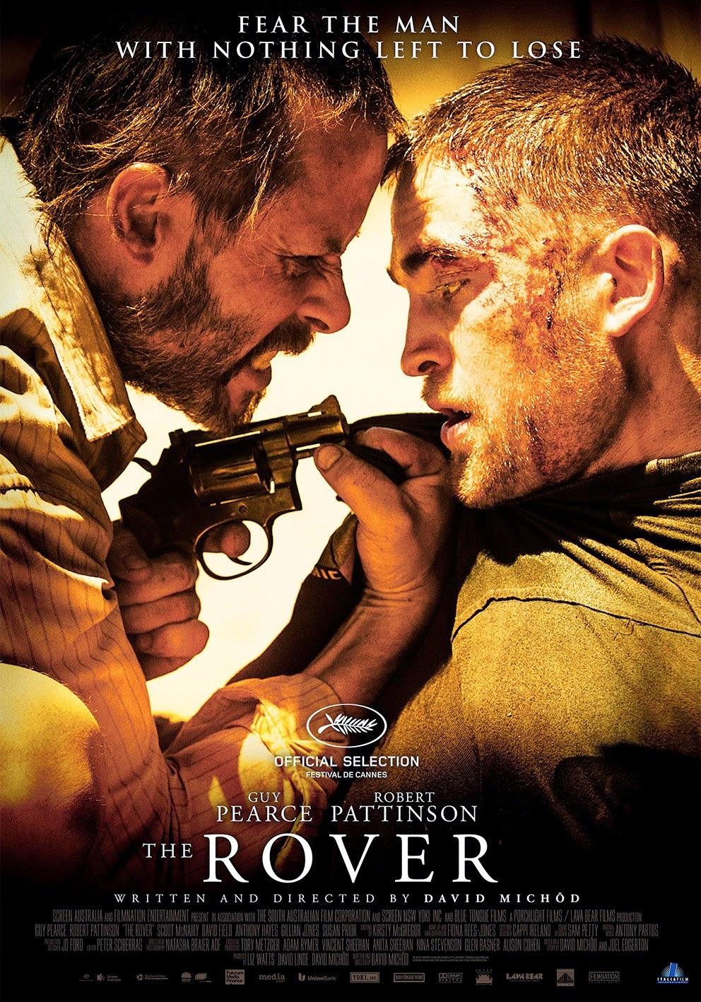The Rover (2014) ดุกระแทกเดือด [HD][พากย์ไทย]