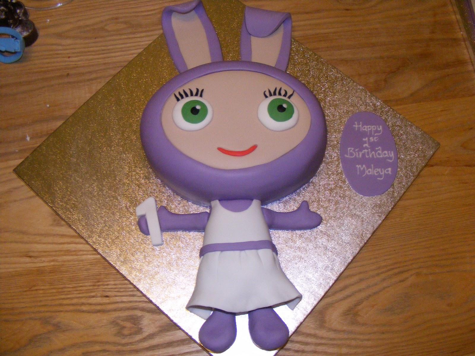 Cakes By Karen Lau Lau Waybuloo Cake