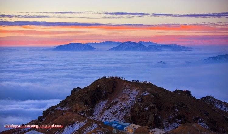 Mùa đông ở dãy núi Himalaya 3