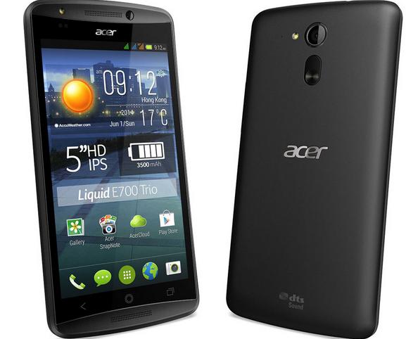 Acer Liquid E700