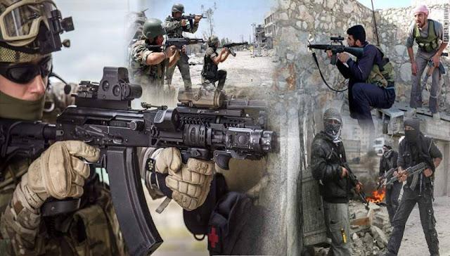 Ρωσικές δυνάμεις σκότωσαν τον αρχηγό της Ahrar al Sham στην Χομς - Πολύ σκληρές εικόνες και βίντεο από την εξόντωση τρομοκρατών