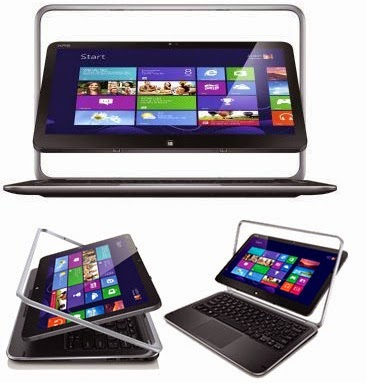 Dell XPS 12 Ultrabook Windows 8