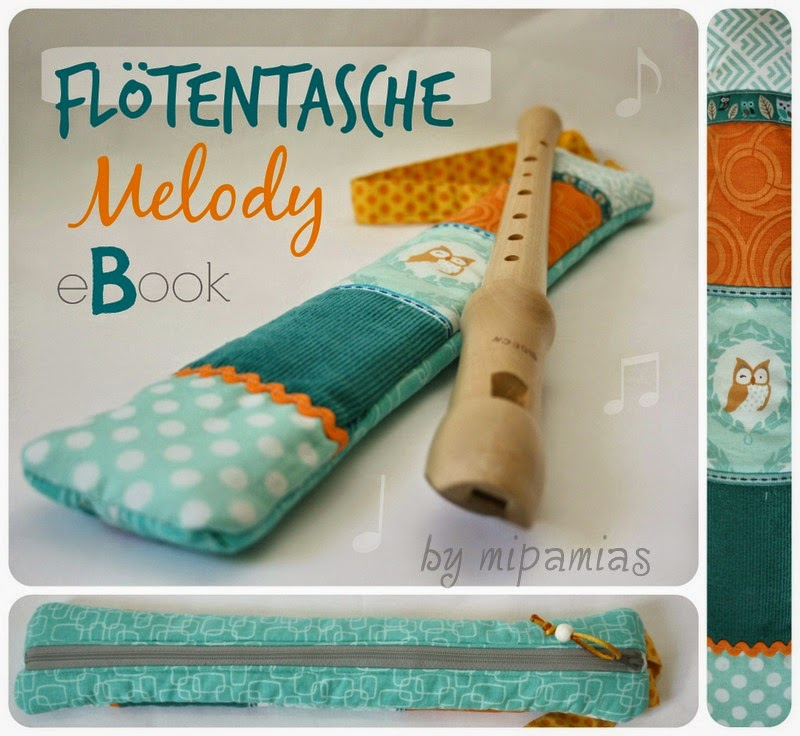 eBook Flötentasche Melody