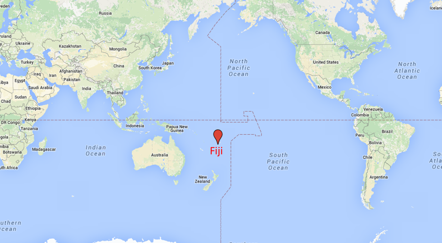Photos Explain Why You Must Go To Fiji For Your Vacation - Fiji location