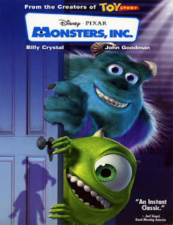 Poster de Monsters, Inc (Monstruos S.A.)