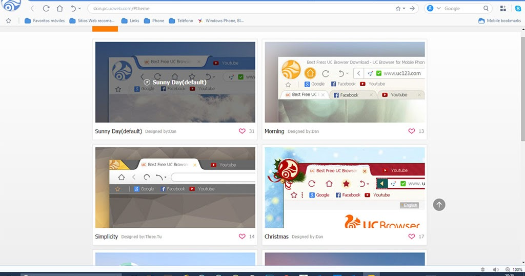 informatica integral & pc gamers: UC Browser ya llego para ... Uc Browser For Pc