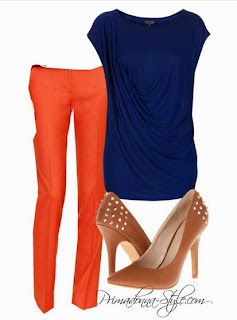 primadonna style wear orange navy. Black Bedroom Furniture Sets. Home Design Ideas