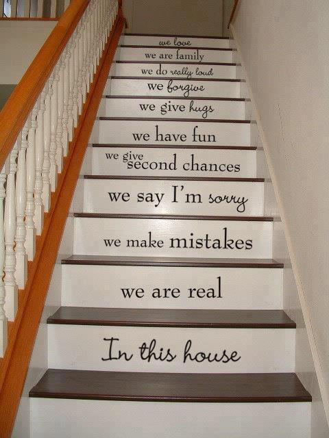 Ideias para escadas