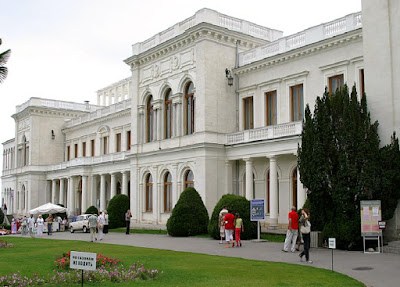 Livadia Palace | Yalta,Crimea, Ukraine- Travel europe | Sea vacation