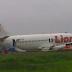 Pesawat Lion Air tergelincir di Airport Ngurah Rai Bali