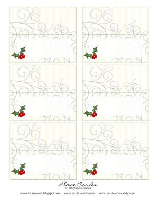 FREE Christmas Printables, Gift Tags & Homemade Gift Ideas - Lindsay ...