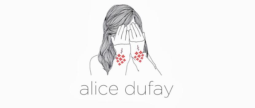 alice dufay