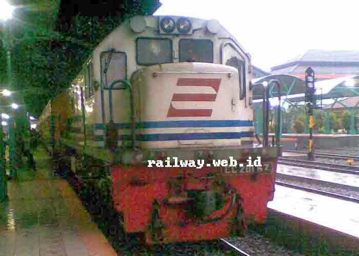 Nama Stasiun Yang Ada di Kabupaten Sidoarjo