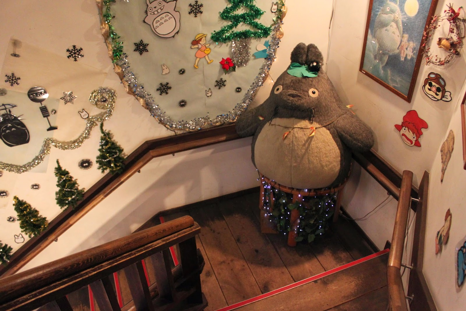 Otaru Yume no Oto Character House Totoro
