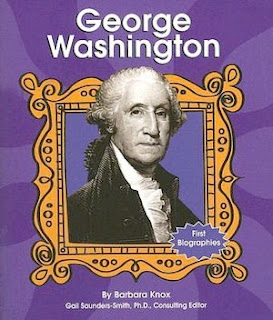 bookcover of Barbara Knox's George Washington