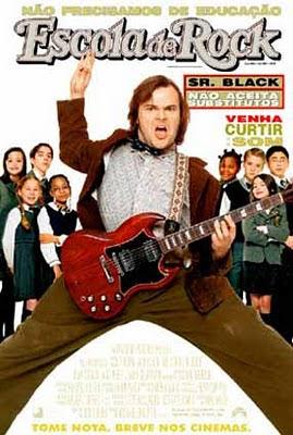 Capa - Escola de Rock