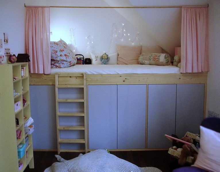 frida live kinderhochbett selbstgebaut. Black Bedroom Furniture Sets. Home Design Ideas