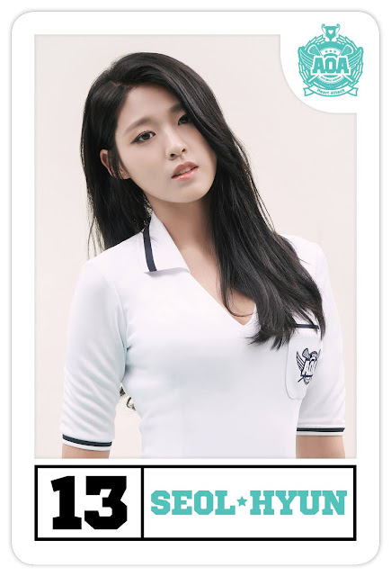 Seolhyun AoA Heart Attack