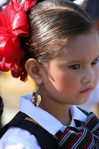 This is a pic from a dia de Revolucion parade, Nov 20th.
