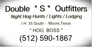 Double S Outfitters - Hog Boss
