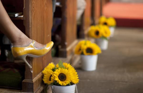 Girasoli Matrimonio Ottobre : Why not wedding girasoli e semplicità