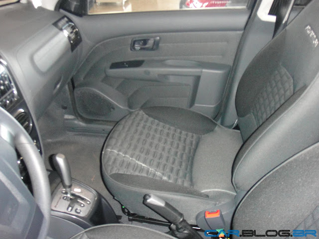 Fiat Palio Adventure 2013 - interior - por dentro