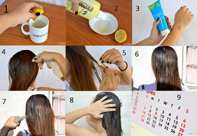 How to dye your hair with lemon juice home naijanewgist well there are a few other ways you can dye your hair or rather lighten or highlight it and lemon juice is one of the most effective ways to do that pmusecretfo Gallery