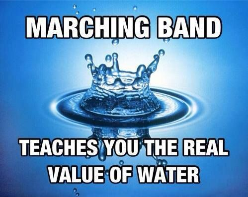 Tuesday  August 20  2013 Band Geek Problems