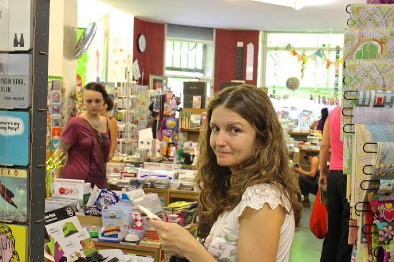 Tienda manualidades Ararat Berlín