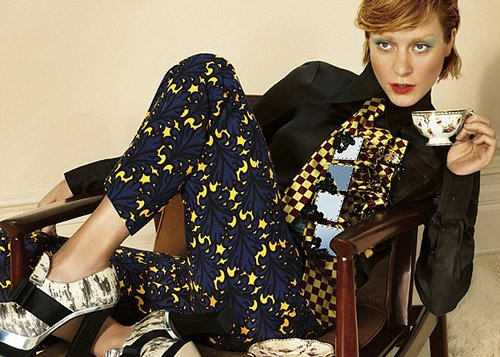 Chloe Sevigny: Miu Miu Style Star » Gossip/Chloe Sevigny