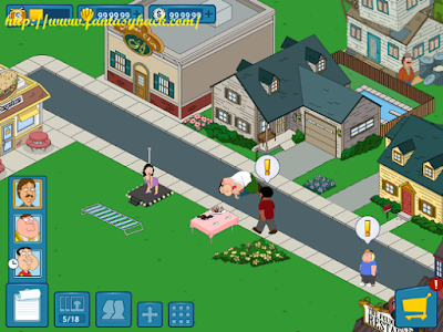 Download Free Family Guy The Quest For Stuff Hack (All Versions) Game