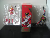 SH Figuarts Red Hawk Tray